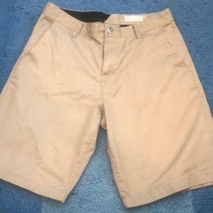 Volcom 33W Khaki Shorts